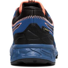 asics Gel-Sonoma 4 G-TX Shoes Women mako blue/sun coral